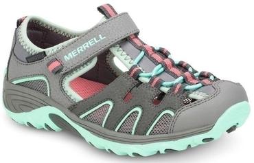 obuv merrell MC57961 HYDRO H2O HIKER SANDAL grey/t