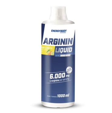 Arginine Liquid 1000ml Orange-Limette