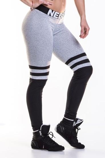 Nebbia Legíny Over The Knee 286 Grey