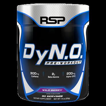 RSP Pre-Workout Dyn.O - Wild Berry
