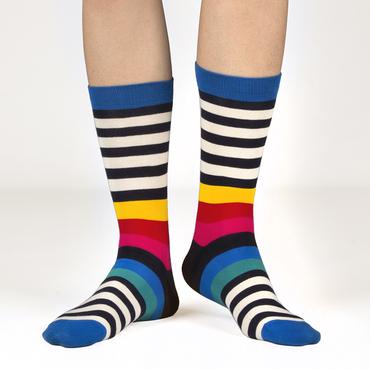 Ballonet Ponožky Rainbow