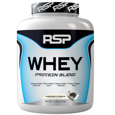 RSP Whey Protein Blend - Cookies And Cream