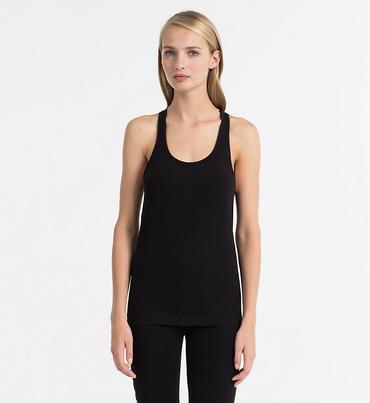 Calvin Klein Top Seamless Black