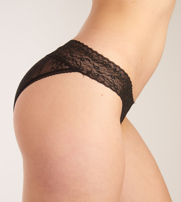 Calvin Klein Kalhotky Lace Čierné