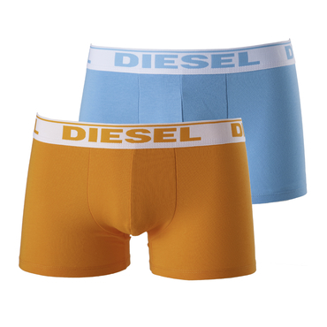 Diesel 2Pack Boxerky Modré A Oranžové  Diesel 3Pack Boxerky Biele, Čierne &Šedé