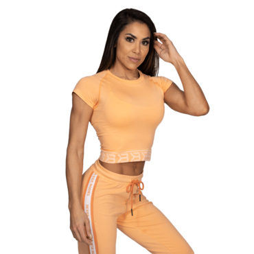 Better Bodies Tričko Sugar Hill tee Light Orange