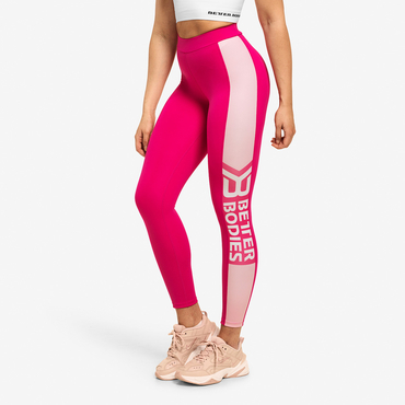 Better Bodies Legíny Chrystie Hot Pink