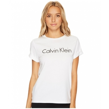 Calvin Klein Tričko Biele