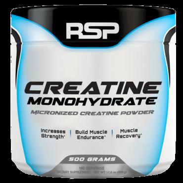 RSP Creatine Monohydrate 100 dávek