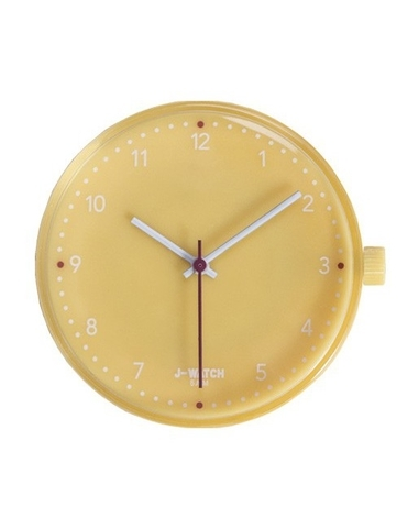 J-Watch Yellow - 32mm
