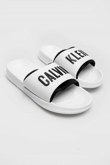 Calvin Klein Šľapky White
