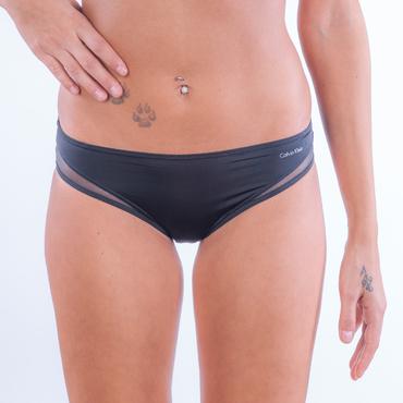 Calvin Klein Nohavičky Naked Touch Čierné