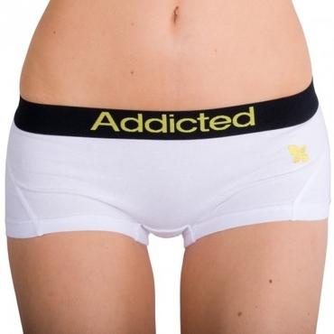 Addicted Nohavičky Bielo-Žlté