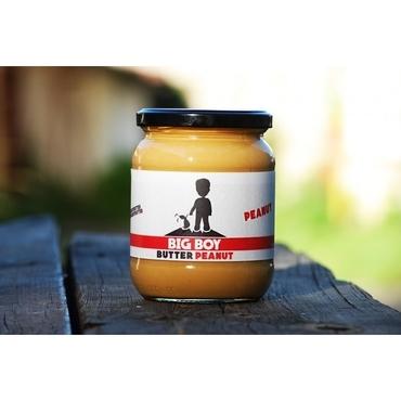 BigBoy Butter Peanut 550g