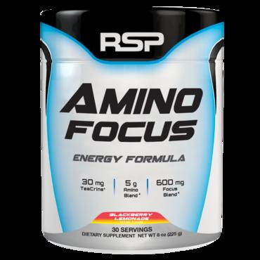 RSP AminoFocus - Blackberry Limonade 30 dávek