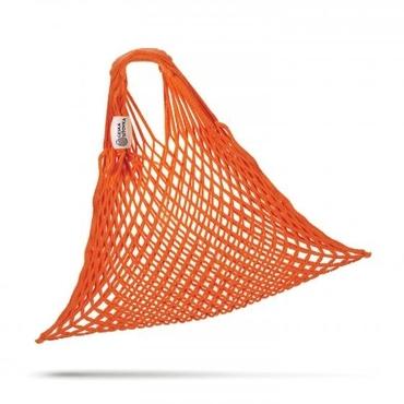 Sieťová Taška Oranžová