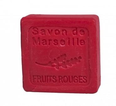 Le Chatelard 1802 Mýdlo Červené Ovocie 30g