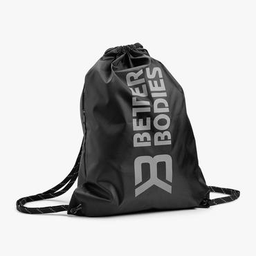 Better Bodies Sportovní Stringbag Black