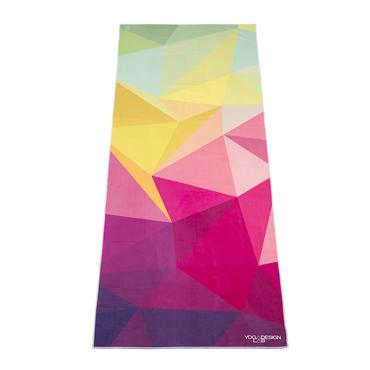 Ručník Yoga Design - Geo