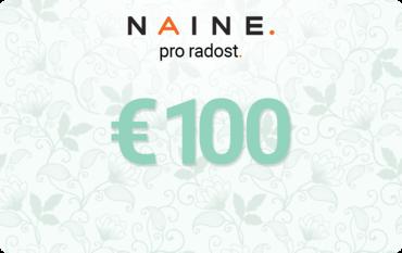 Dárčekový Poukaz 100 €