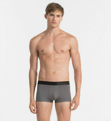 Calvin Klein Boxerky Edge Grey LR
