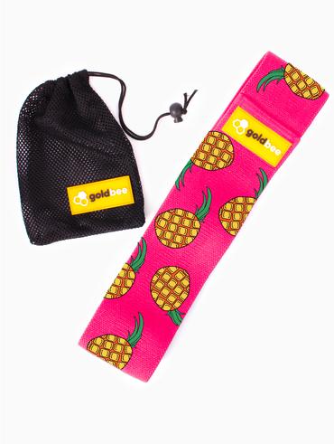 GoldBee Textilná Odporová Guma - Ananas