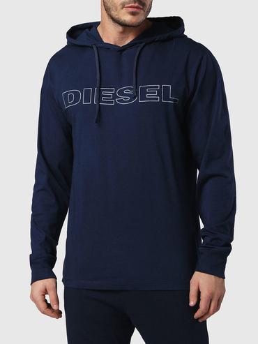 Diesel Mikina Jimmy Tmavo Modrá