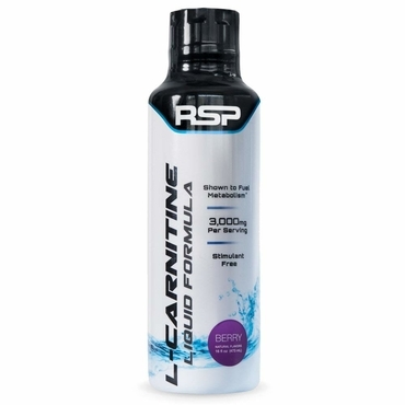 RSP Liquid  L-Carnitine 3000mg  - Berry