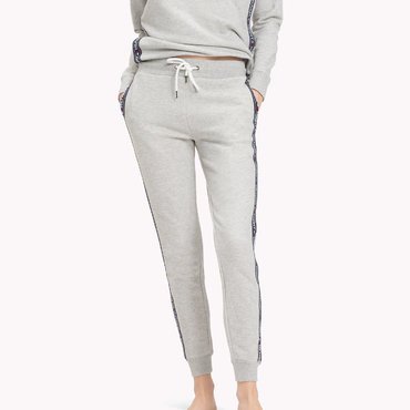 Tommy Hilfiger Cotton Terry Sweatpants Sivé