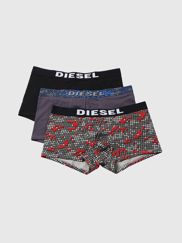 Diesel 3Pack Boxerky Shawn Multicolor