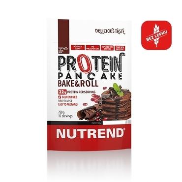Nutrend Proteínové Palacinky Čokoládové 750g
