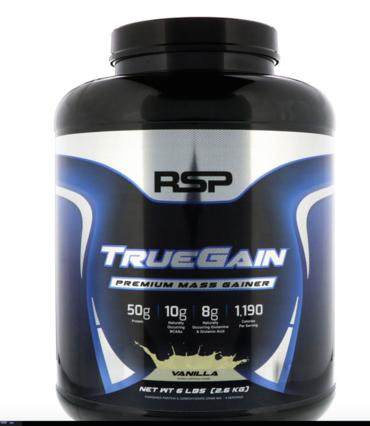 RSP TrueGain Vanilla 2,6 kg