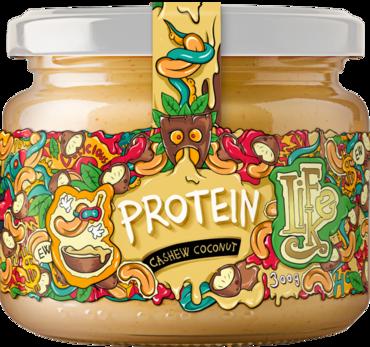 LifeLike Protein Kešu Krém S Kokosom - 300g