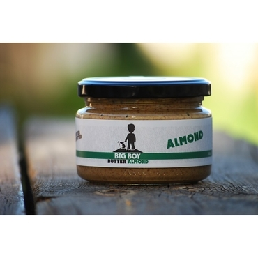 BigBoy Butter Almond 250g