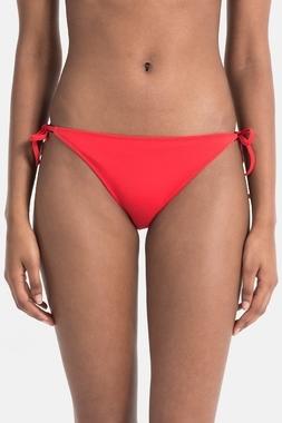 Calvin Klein Plavky Cheeky String Side Tie Spodný Diel