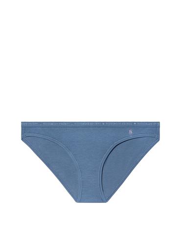 Victoria's Secret Nohavičky Modré Low Rise
