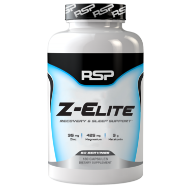 RSP Z-Elite - Recovery And Sleep