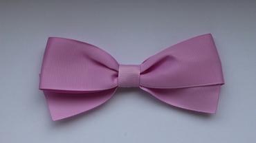 Mašľa Ku Kraťáskům Pink