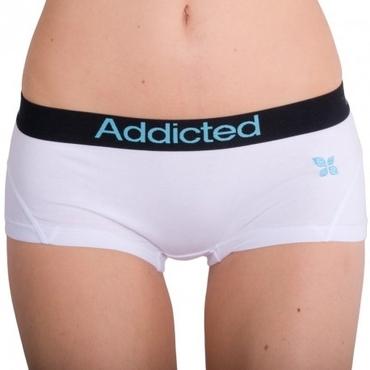 Addicted Nohavičky Bielo-Modré