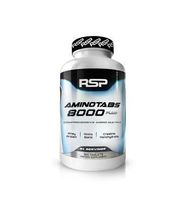 RSP Aminotabs 8000 Plus - 325 Kapslí