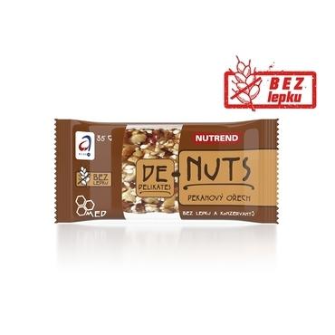 Nutrend De - Nuts Pekanový Orech
