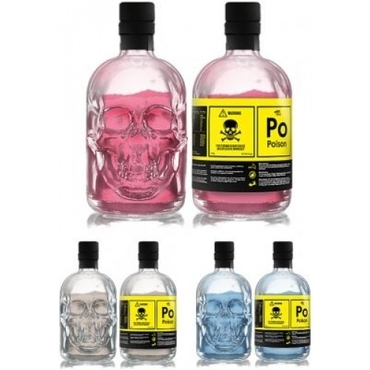 Poison pre workout - Big Blueberry Potion