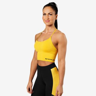 Better Bodies Podprsenka Astoria Seamless Yellow
