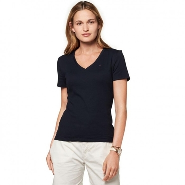Tommy Hilfiger Women´s Pyjama Top Navy
