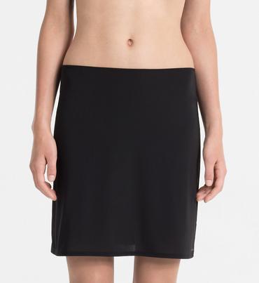 Calvin Klein Sukňa Čierna