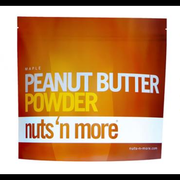 Nuts 'n More Arašidové Maslo V Prášku Javorový Sirup