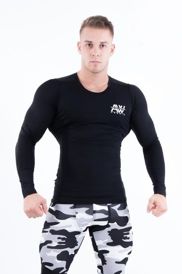 Nebbia Nátelník AW 119 Čierný