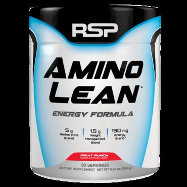 RSP Aminolean Energy Formula -  Fruit Punch