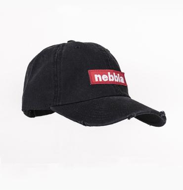 Nebbia Kšiltovka 162 Sport Red Label Čierná