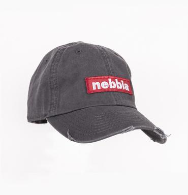 Nebbia Kšiltovka 162 Sport Red Label Sivá